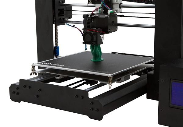 ото 3D принтер Wanhao Duplicator i3 v 2.1 3