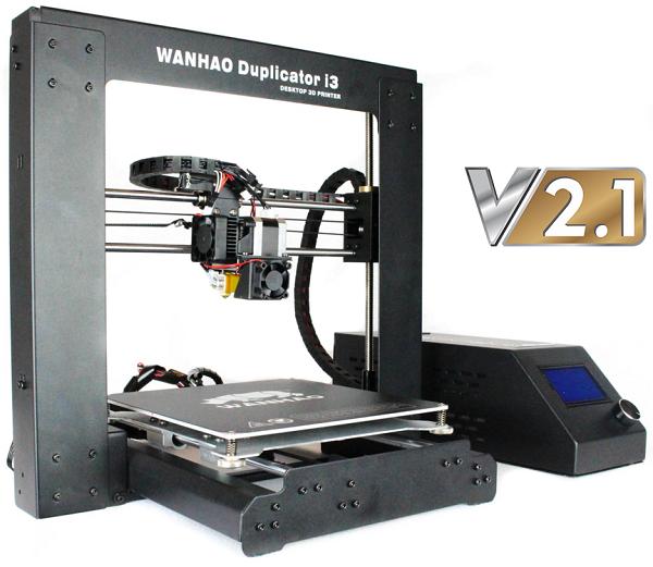 Фото 3D принтер Wanhao Duplicator i3 v 2.1 2