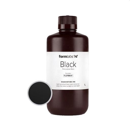 Фото Фотополимерной смолы Formlabs черная