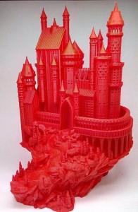Фото 3D принтер Hercules Strong