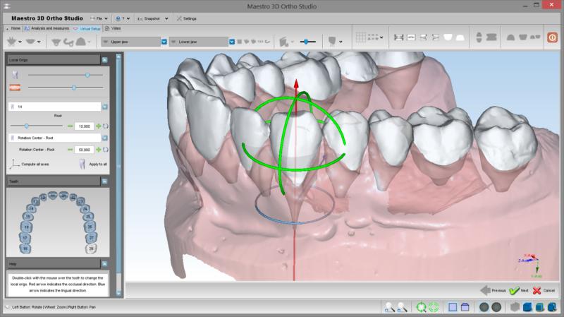 Фото ПО AGE Solutions S.r.l. Maestro 3D Ortho Studio 1