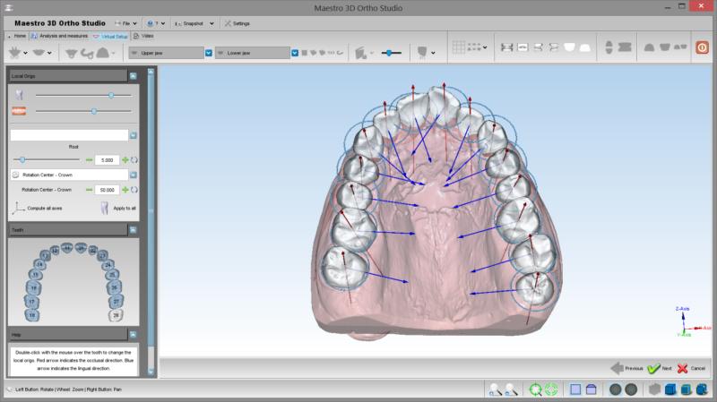 Фото ПО AGE Solutions S.r.l. Maestro 3D Ortho Studio 4
