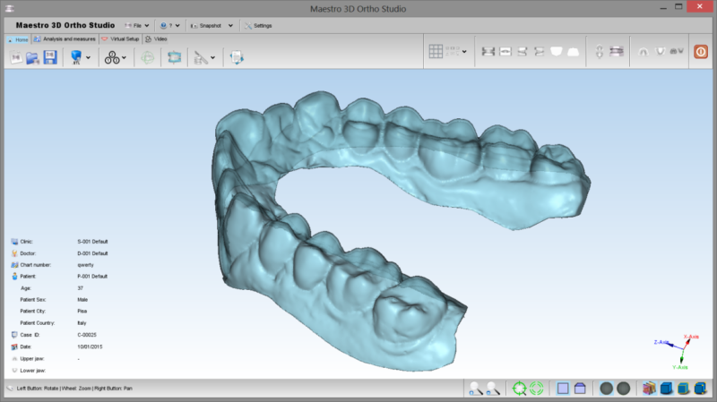 Фото ПО AGE Solutions S.r.l. Maestro 3D Ortho Studio 8