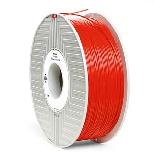 Фото нить для 3D-принтера PLA-волокно Verbatim 1,75 мм, 1 кг Красный