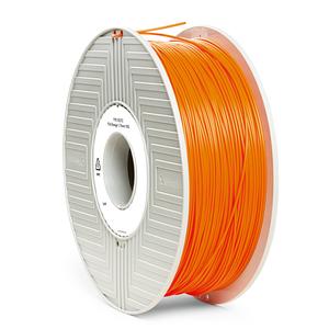 Фото нить для 3D-принтера PLA-волокно Verbatim 1,75 мм, 1 кг Оранжевый