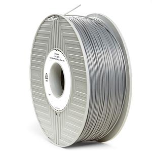 Фото нить для 3D-принтера PLA-волокно Verbatim 1,75 мм, 1 кг Серебристый