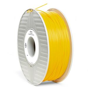 Фото нить для 3D-принтера PLA-волокно Verbatim 1,75 мм, 1 кг Желтый
