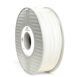 Фото нить для 3D-принтера PLA-волокно Verbatim 2.85 мм, 1 кг Белый