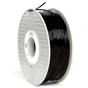 Фото нить для 3D-принтера PLA-волокно Verbatim 2.85 мм, 1 кг Черный