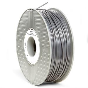 Фото нить для 3D-принтера PLA-волокно Verbatim 2.85 мм, 1 кг Серебристый