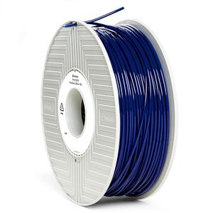 Фото нить для 3D-принтера PLA-волокно Verbatim 2.85 мм, 1 кг Синий