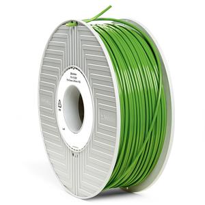 Фото нить для 3D-принтера PLA-волокно Verbatim 2.85 мм, 1 кг Зеленый