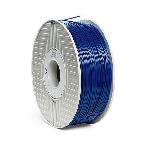 Фото нить для 3D-принтера ABS-волокно Verbatim 1,75 мм Синий