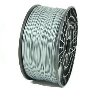 Фото нить для 3D-принтера ABS CLASSIC пластик PrintProduct алюминий