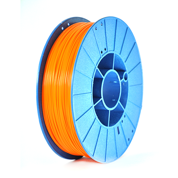 Фото нить для 3D-принтера ABS M6 пластик PrintProduct оранжевая морковь