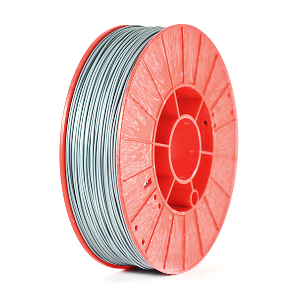 Фото нить для 3D-принтера ABS M6 пластик PrintProduct серый