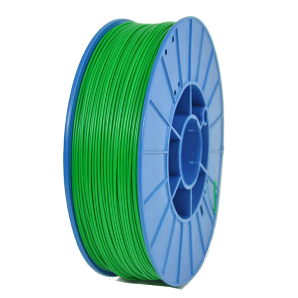Фото нить для 3D-принтера ABS M6 пластик PrintProduct зеленый