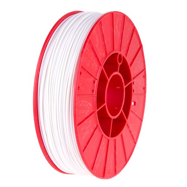 Фото нить для 3D-принтера ABS M8 пластик PrintProduct белый