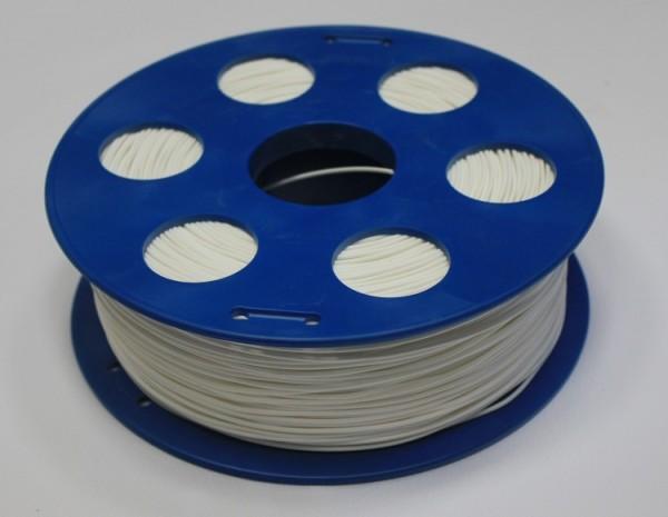 Фото нить для 3D-принтера Белый PLA пластик Bestfilament 1 кг, 1.75 мм