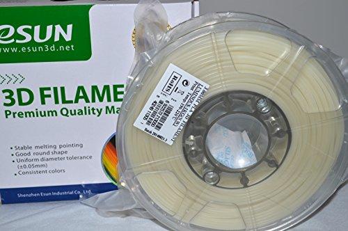 Фото нить для 33D-принтера eSUN 3D FILAMENT PLA LUMINOUS GREEN 3.00 мм