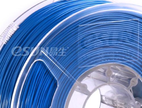 Фото нить для 3D-принтера eSUN 3D Optimized ABS+ Filament BLUE 1.75 мм