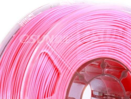 Фото нить для 3D-принтера eSUN 3D Optimized ABS+ Filament LUMINOUS RED 3.00 мм