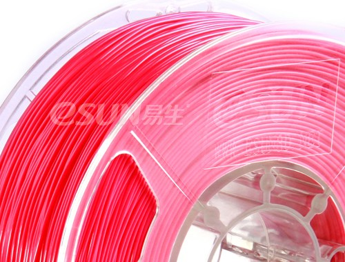 Фото нить для 3D-принтера eSUN 3D Optimized ABS+ Filament MAGENTA 1.75 мм