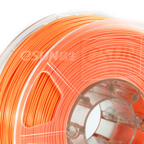 Фото нить для 3D-принтера eSUN 3D Optimized ABS+ Filament ORANGE 3.00 мм