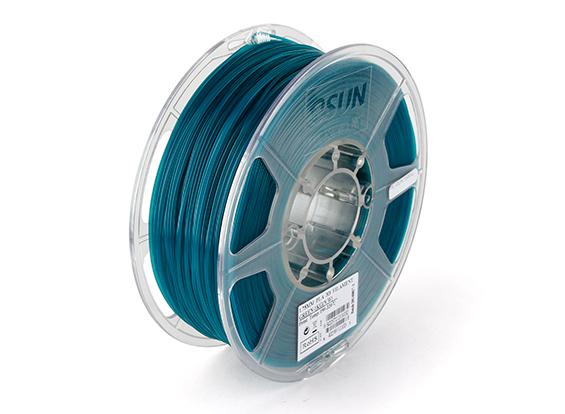 Фото нить для 3D-принтера eSUN 3D Optimized PLA+ Filament Green 3.00 мм