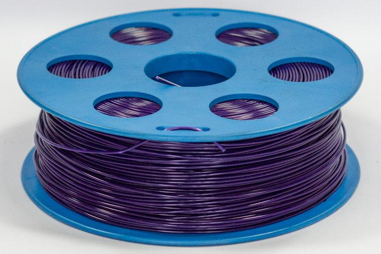 Фото нить для 3D-принтера Фиолетовый PLA пластик Bestfilament 2.5 кг, 1.75 мм