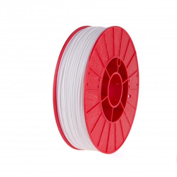 Фото нить для 3D-принтера FLEX HARD пластик PrintProduct белый