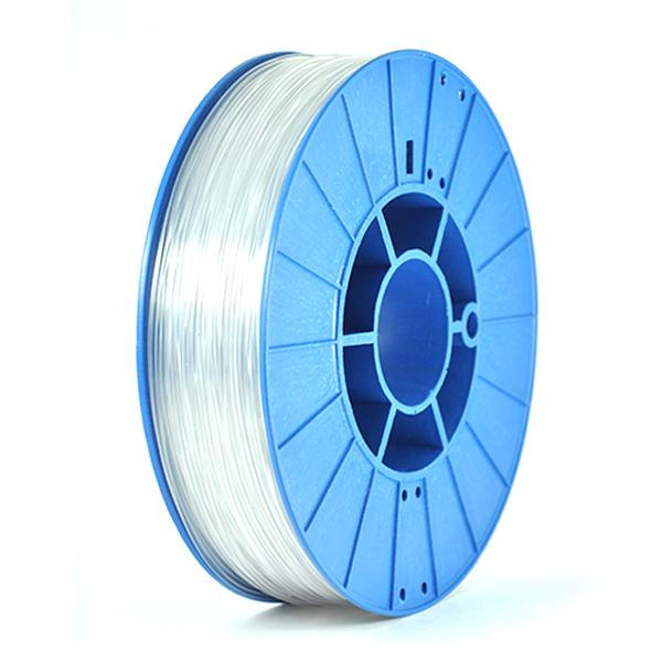 Фото нить для 3D-принтера FLEX SPRING пластик PrintProduct прозрачный