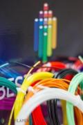 Нить для 3D-принтера Комплект для 3D-ручек Bestfilament 12 цветов