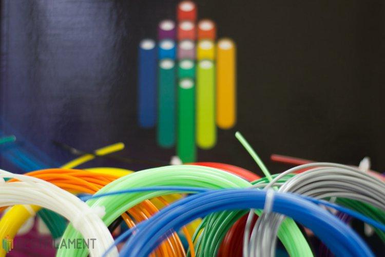 Фото нить для 3D-принтера Комплект для 3D-ручек Bestfilament 12 цветов