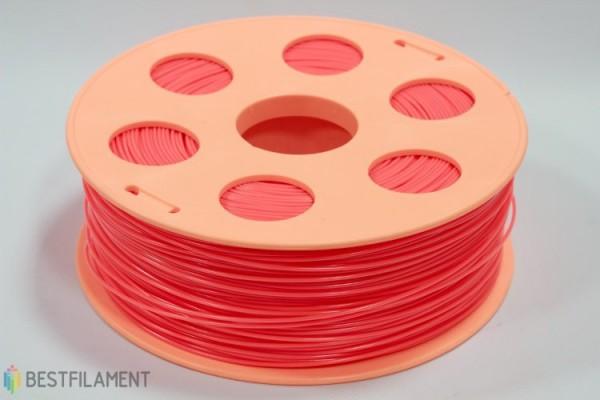 Фото нить для 3D-принтера Коралловый ABS пластик Bestfilament 1 кг, 1.75 мм