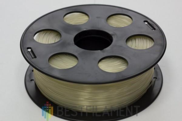 Фото нить для 3D-принтера Натуральный PLA пластик Bestfilament 1 кг, 1.75 мм