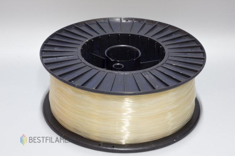Фото нить для 3D-принтера Натуральный PLA пластик Bestfilament 2.5 кг, 1.75 мм
