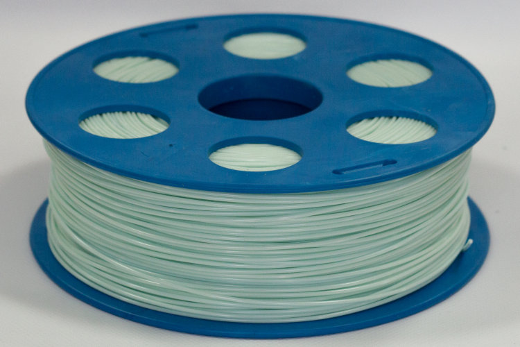 Фото нить для 3D-принтера Небесный ABS пластик Bestfilament 1 кг, 1.75 мм