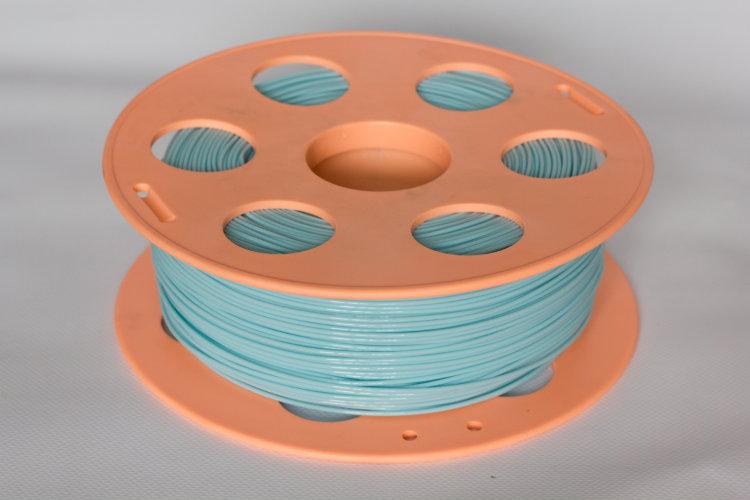 Фото нить для 3D-принтера Небесный PLA пластик Bestfilament 1 кг, 1.75 мм