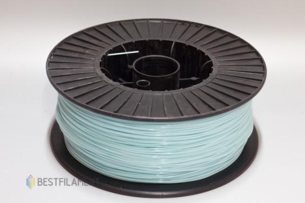 Фото нить для 3D-принтера Небесный PLA пластик Bestfilament 2.5 кг, 1.75 мм
