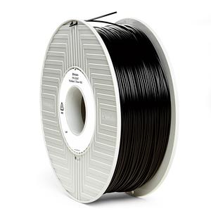 Фото нить для 3D-принтера PLA-волокно Verbatim 1,75 мм, 1 кг Черный