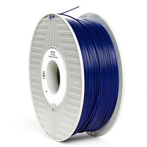 Фото нить для 3D-принтера PLA-волокно Verbatim 1,75 мм, 1 кг Синий