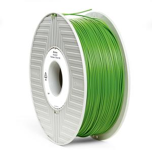 Фото нить для 3D-принтера PLA-волокно Verbatim 1,75 мм, 1 кг Зеленый