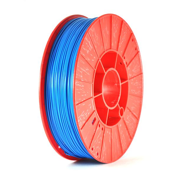 Фото нить для 3D-принтера PLA пластик PrintProduct голубой