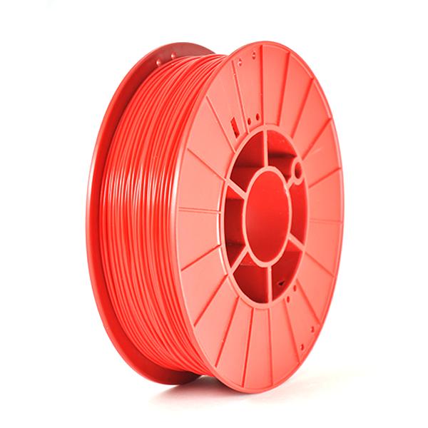 Фото нить для 3D-принтера PLA пластик PrintProduct красный