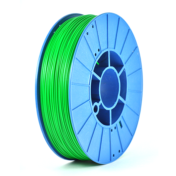 Фото нить для 3D-принтера PLA пластик PrintProduct салатовый