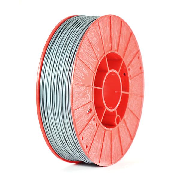Фото нить для 3D-принтера PLA пластик PrintProduct серый