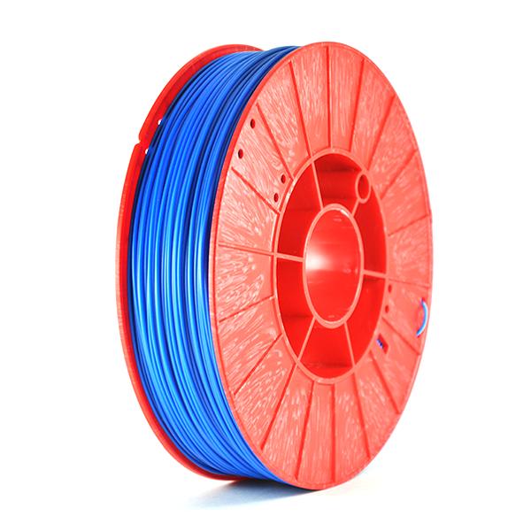 Фото нить для 3D-принтера PLA пластик PrintProduct синий