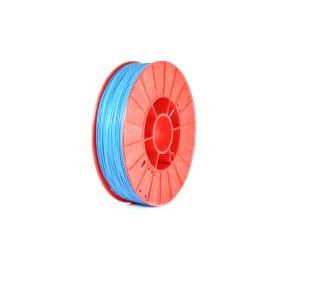 Фото нить для 3D-принтера PLA пластик PrintProduct светло голубой