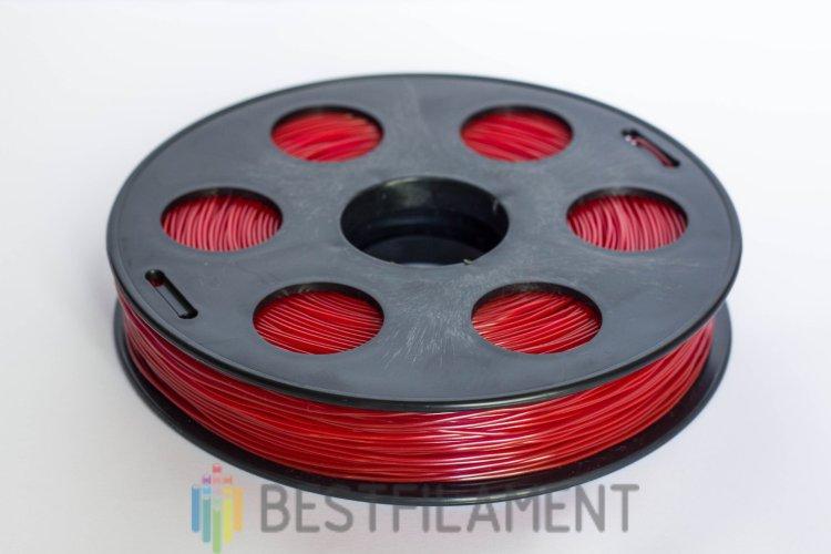 """Фото нить для 3D-принтера Пластик Bestfilament """"Ватсон"""" 1.75 мм, 0.5 кг, Красный"""
